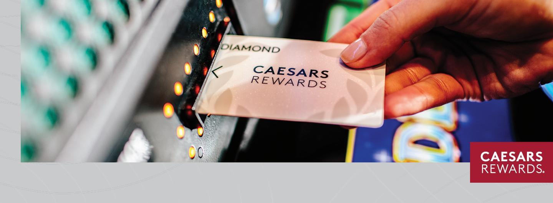 Caesars Diamond Reward Card