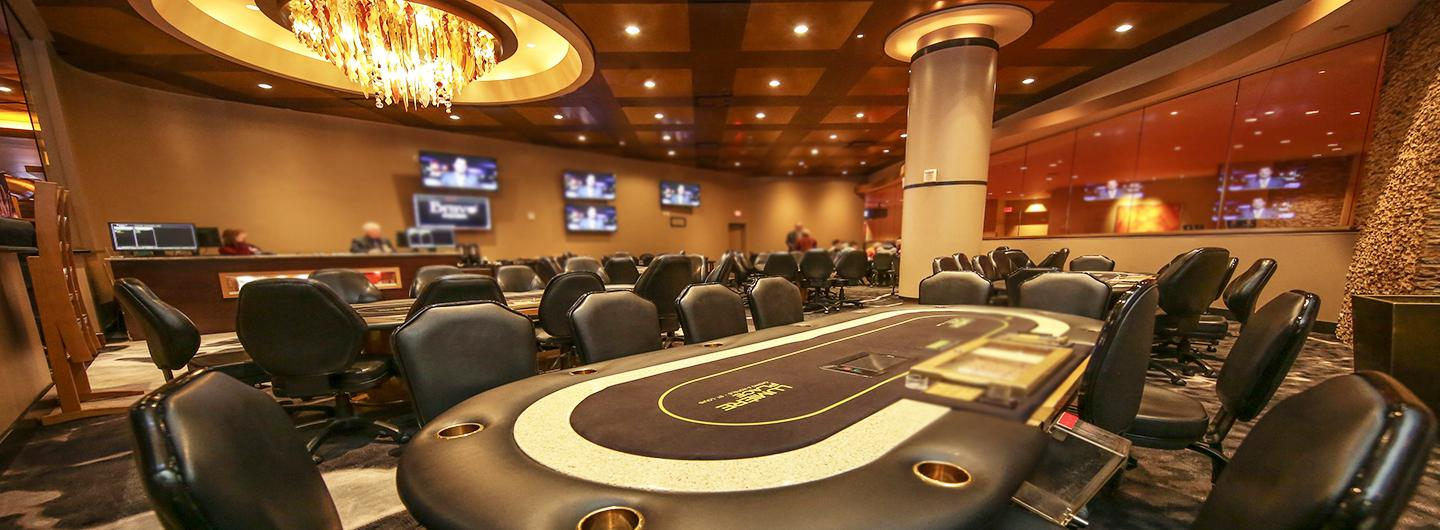 St. Louis Casino | Poker Room | Lumière Place Casino and Hotel