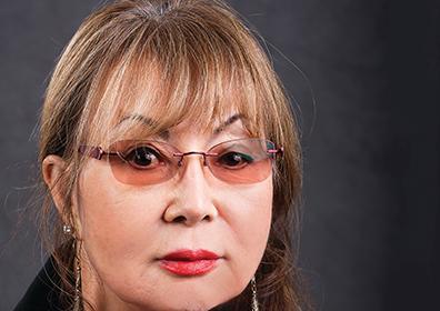 Executive Casino Host Akiko Blaho