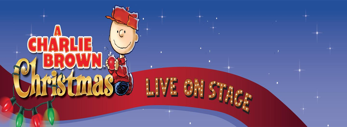 A Charlie Brown Christmas Live On Stage.A Charlie Brown Christmas Live On Stage Montbleu Resort