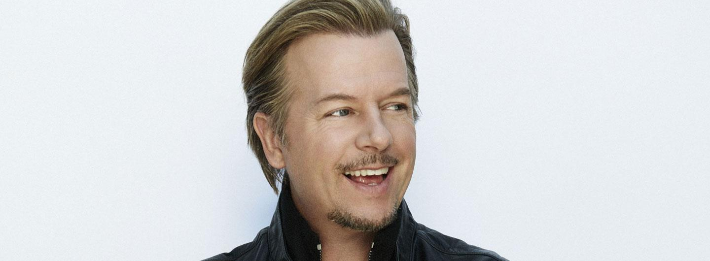 Wise-cracking Saturday Night Live alum David Spade