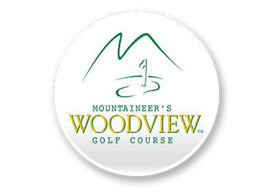 Woodview logo on white background