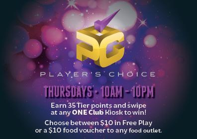 Player's Choice