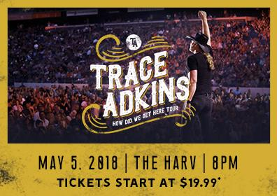 Trace Adkins How Did We Get Here Tour