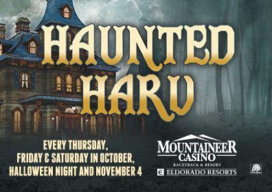 Haunted Harv