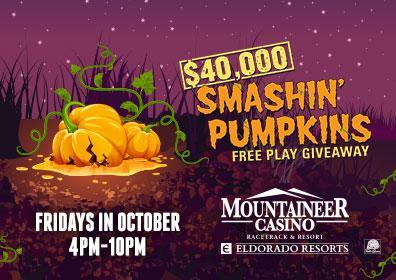 $40,000 Smashin' Pumpkins