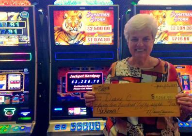 $3258 winner