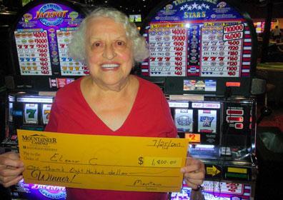 $1,800 Winner