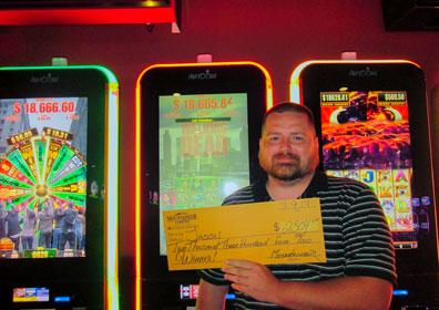 $2,304 Winner