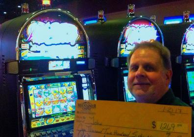 $1269 winner