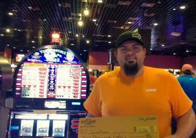 $3000 Winner