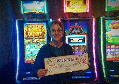$4000 Winner