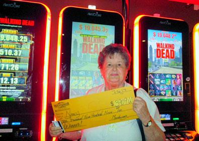$3,909 Winner