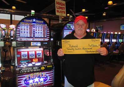 $27,000 Winner