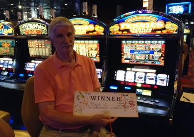 Million Pennies Winner