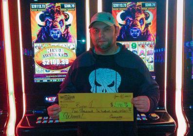 $2190 Winner