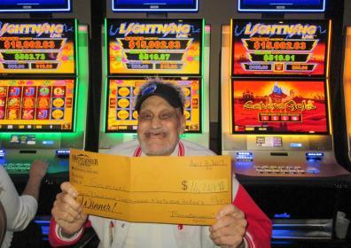 $16269 winner