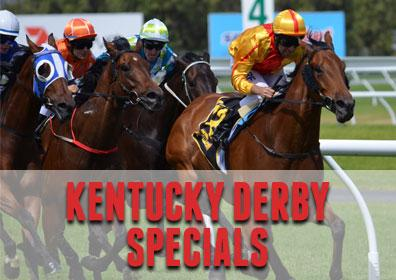 Kentucky Derby Specials