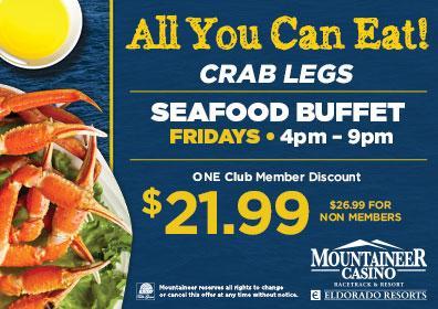 Seafood Buffet Artwork
