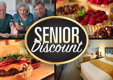 Senior Discount Logo