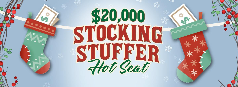 Stocking Stuffer Hot Seat
