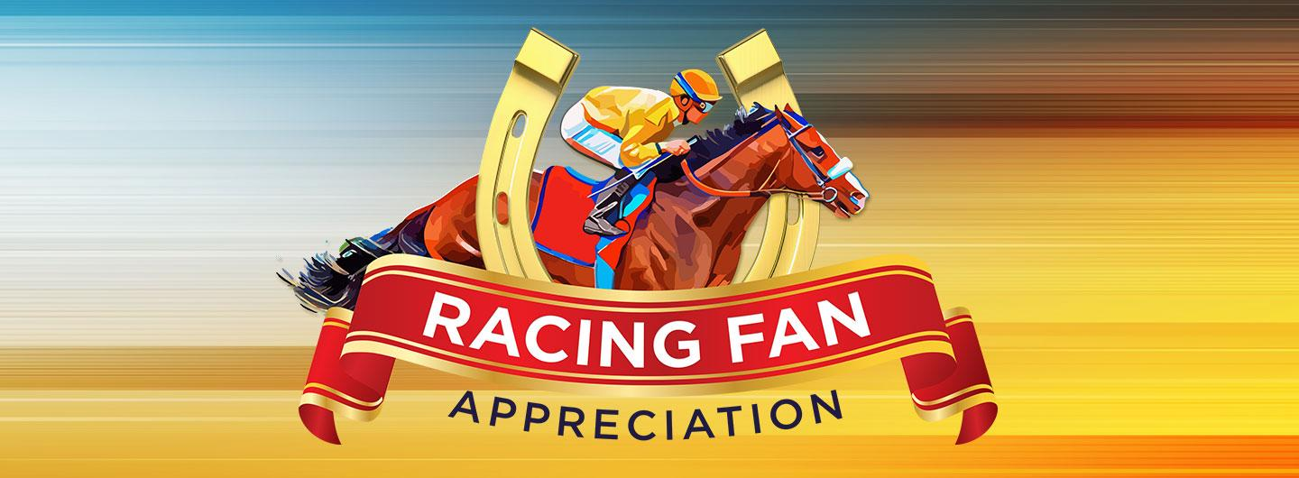 Racing Fan Appreciation