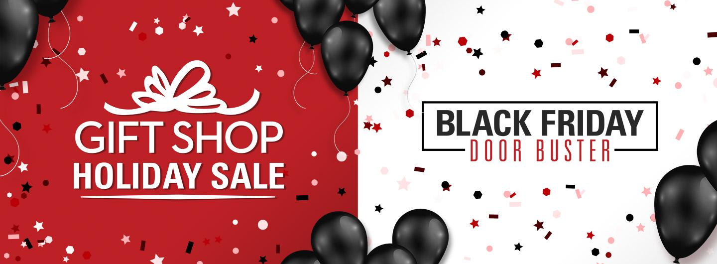 Gift Shop Holiday Sale
