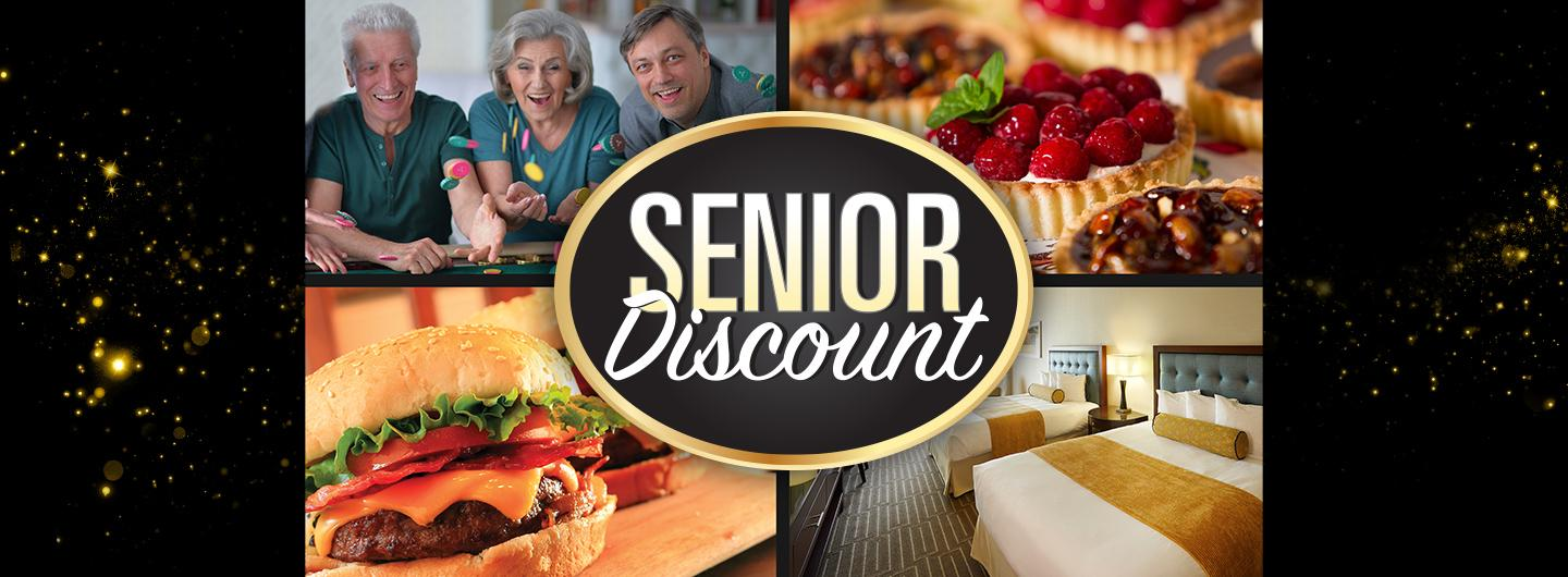 Senior Discount Logo