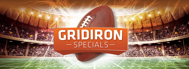 Gridiron Specials