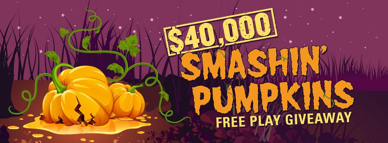 $40,000 Smashin Pumpkins