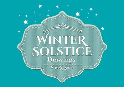 Winter Solstice Drawings