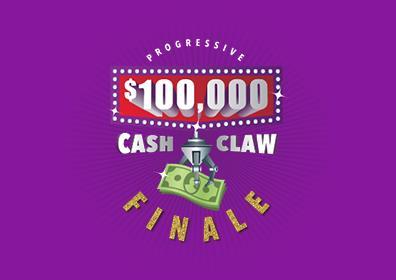 $100,000 Cash Claw Finale