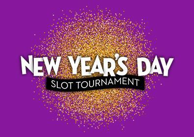 New Year's Day Slot Tournament