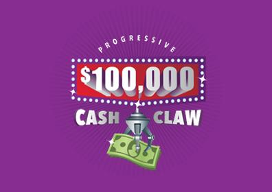$100,000 Cash Claw