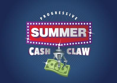 Summer Progressive Cash Claw