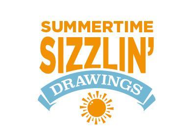 Summertime Sizzlin' Drawings