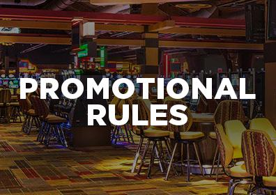 Promotional Rules