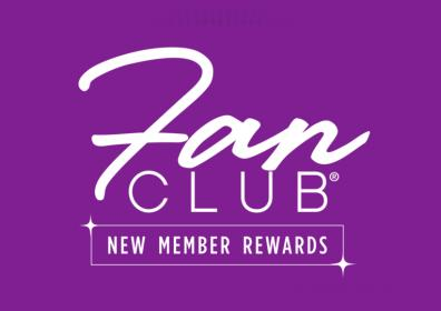 Fan Club New Member Rewards
