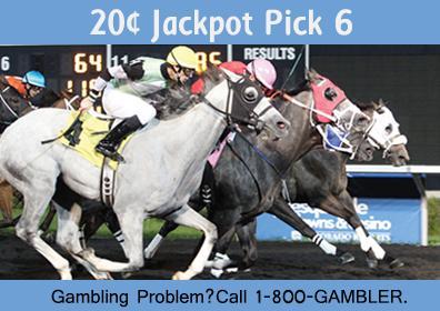 Pick6 20c Jackpot