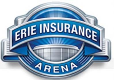 Logo of Erie Insurance Arena