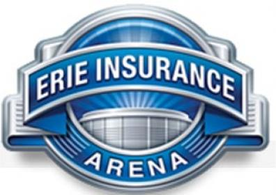 Logo of Erie Insurance Arena