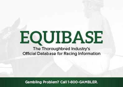 Equibase logo, Buy past racing programs