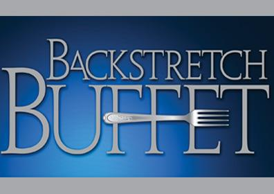 backstretch buffet logo