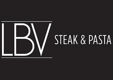 LBV Steak and pasta logo