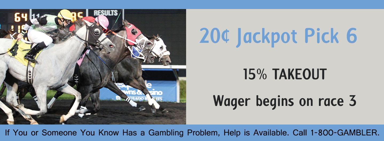 20c jackpot