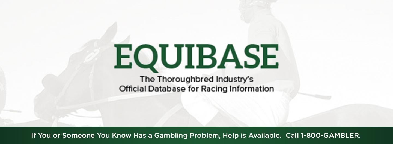 Equibase logo, Buy past racing programs