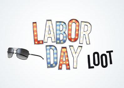 Labor Day Loot