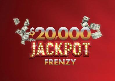 $20,000 Jackpot Frenzy