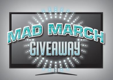 Mad March Giveaway