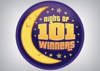 101 Winners